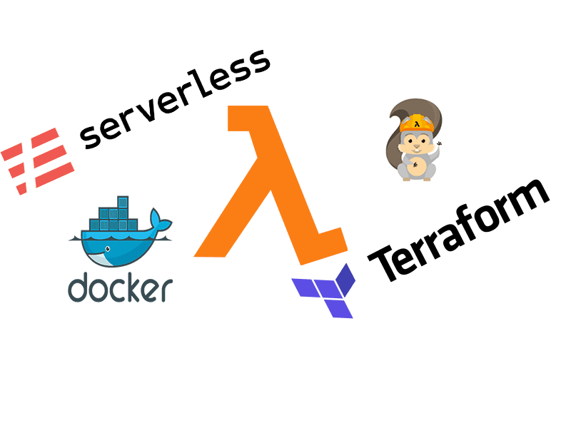 Four Ways to deploy your Lambda Function from local to AWS - Serverless, SAM, Docker & Terraform cover image
